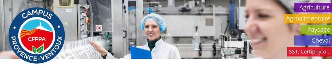 CFPPA PROVENCE-VENTOUX (Vaucluse) | Apprentissage et Formation continue
